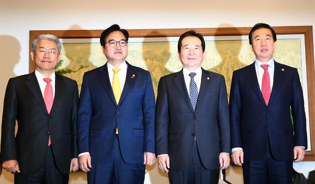 韩国朝野就修宪案意见分歧严重
