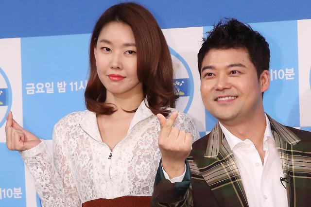 全炫茂韩慧珍承认恋情后首度公开亮相