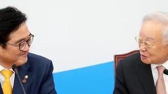 """여야 정치권 """"손경식 경총 회장, 노사 떠나 상생과 사회적 대타협 이끌어 낼 것"""""""