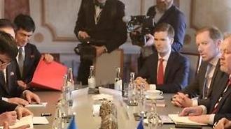 한-스웨덴 외교장관 회의…北 외무상 방문 결과 설명