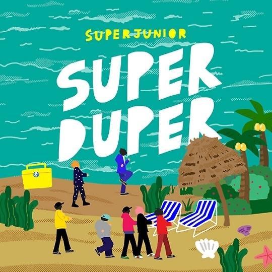 Super Junior本月23日发先行曲《Super Duper》为回归预热