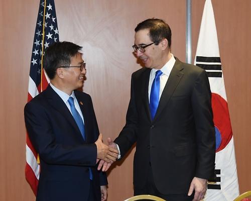 """韩国有望""""逃出""""美国进口钢铁征收对象之列"""