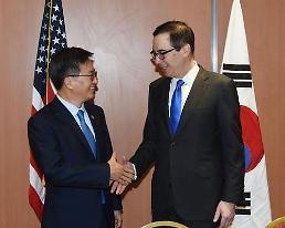 """.韩国有望""""逃出""""美国进口钢铁征收对象之列."""