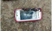 [포토] 스마트폰 폭발해 10대 소녀 사망