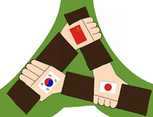 韩中日首脑会谈有望5月于东京举行