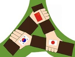 .韩中日首脑会谈有望5月于东京举行 .