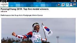 .韩选手申义贤入选国际残奥委会最优秀奖牌得主.