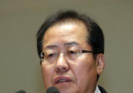 홍준표·한국당 중진 갈등 재현…'정면충돌 양상'
