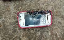 [글로벌포토] 충전 중 폭발한 노키아 스마트폰…印 10대 소녀 사망