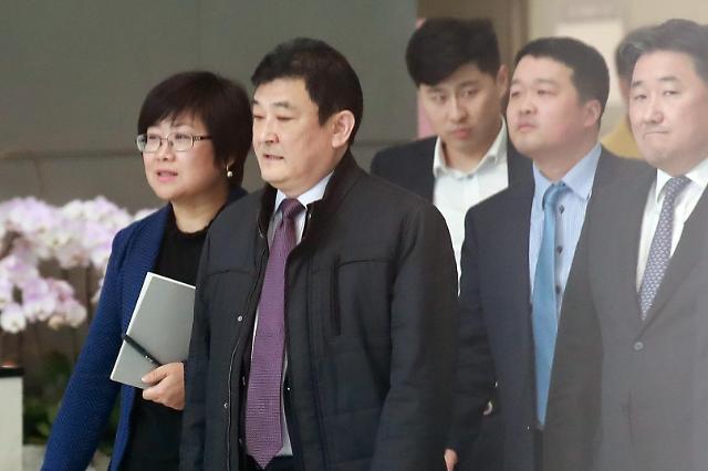 青岛双星董事长柴永森到访韩国产业银行总部