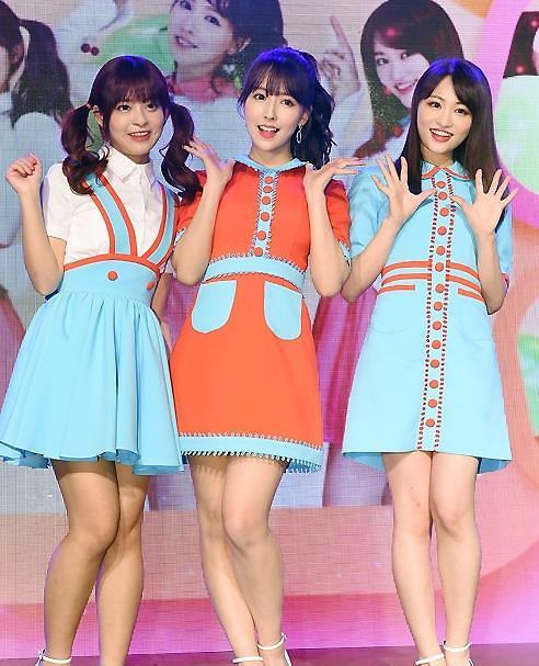 日本AV女优团体韩国出道 成员:希望大家多多支持