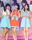 .日本AV女优团体韩国出道 成员:希望大家多多支持.