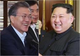 .President Moon hints at three-way summit with Trump and Kim.