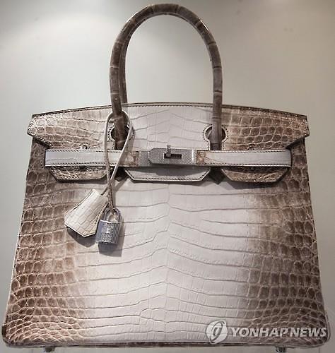 뇌물과 명품 사이 정두언 김윤옥 명품백 에르메스 가방…누가 애용했나?