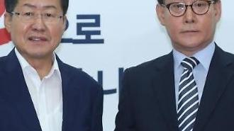 서로 자중하라는 장제원-이종혁…홍준표 전·현 측근 페이스북 설전