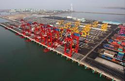 """.传统码头与人工智结合 韩国港口走向""""无人模式""""."""
