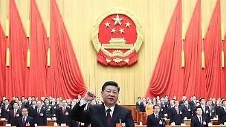 강대국화·민생안정·경제구조변화의 '절대권력' 시진핑 新시대 개막