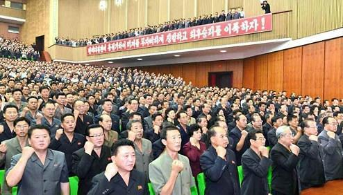 韩统一部:朝鲜召开最高人民会议是例行活动