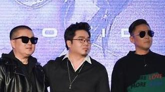"""[아주스타 영상] 솔리드 이준 오랜만의 랩 어려워, 그래도 노래는 잘나와 '만족'"""""""