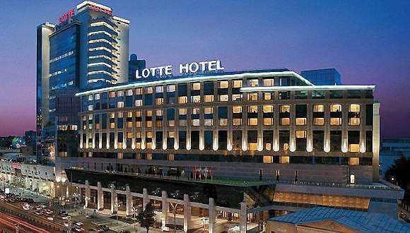 韩中FTA服务投资首轮后续谈判地点为啥选在乐天酒店?