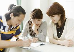 .大学文凭能当饭吃吗?韩大学升学率8年降低近10%.