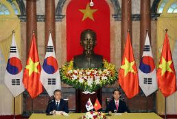 S. Korea, Vietnam agree to boost trade and other cooperation: Yonhap