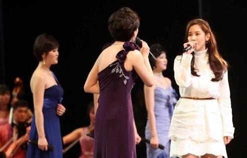 少时徐玄将主持韩方艺术团平壤演出