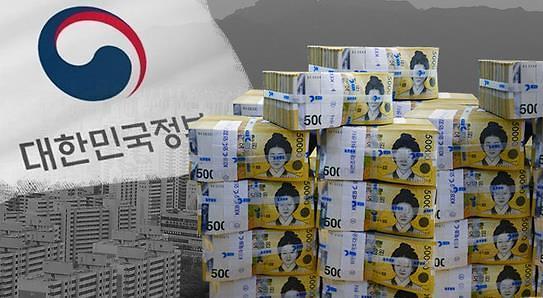 韩国2017年负债总额逼近10万亿元