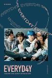 .WINNER将于4月4日回归 发行正规2辑《EVERYD4Y》.