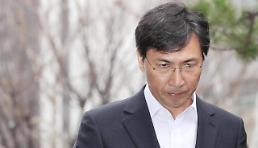 .韩法院今晚决定是否逮捕前忠南知事安熙正.