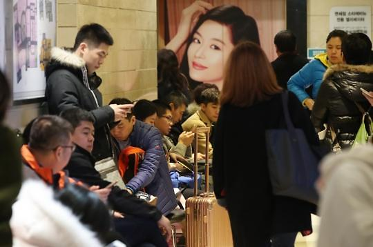2月韩免税店销售额下降 中国代购春节前囤货成主因