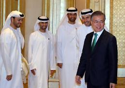 .阿联酋拟与韩国签署250亿美元项目合同 范围涵盖石油等五大领域.