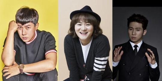 李尚敏联手金申英、俞世润 成综艺《周偶》新MC