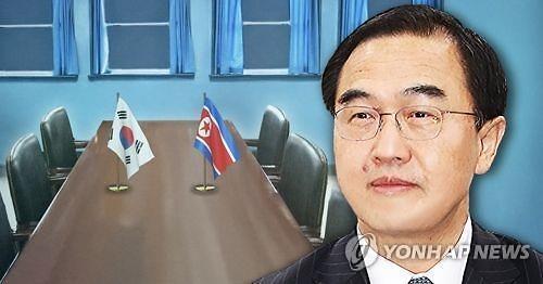 韩方通知朝鲜29日高级别会谈与会者名单