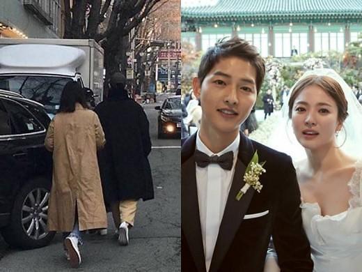 """""""不是在约饭就是在约饭的路上"""" 宋宋夫妇婚后生活甜如蜜"""