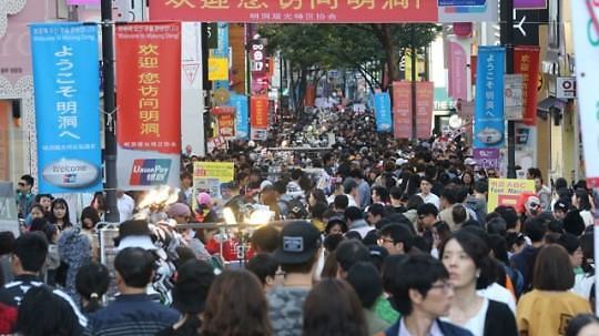 中国游客锐减恐拉低韩国内需经济 专家:应紧跟旅游发展趋势
