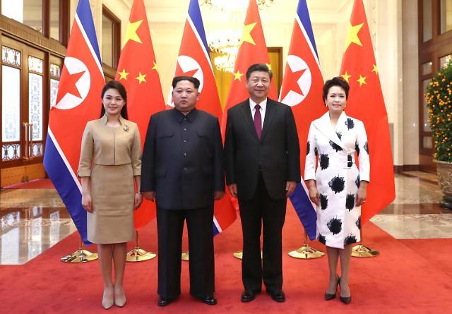金正恩访华大赞中国科技发展和创新成果