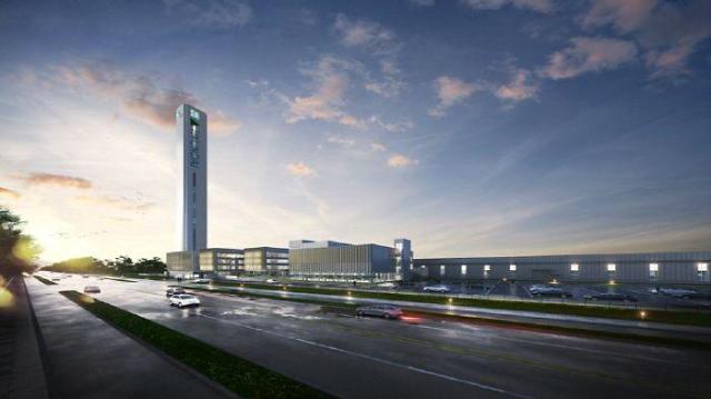 现代电梯上海新工厂开工 年产2.5万套电梯产品