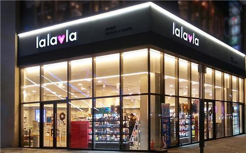 美眉们注意啦!韩国屈臣氏所有店铺正式更名为lalavla