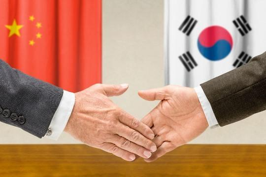 韩中重启产业园区合作机制