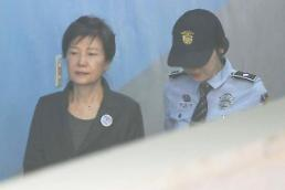 .朴槿惠被捕一年 6日一审宣判.