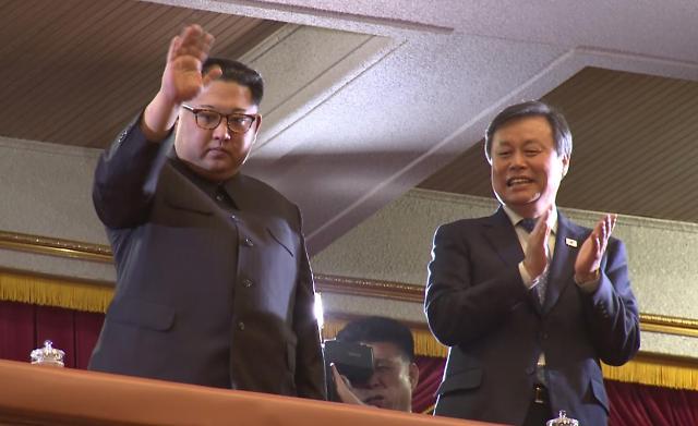 金正恩提议今秋在首尔办演出