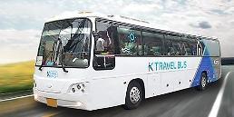 .外国人专用K-旅游巴士首尔庆北路线启运.