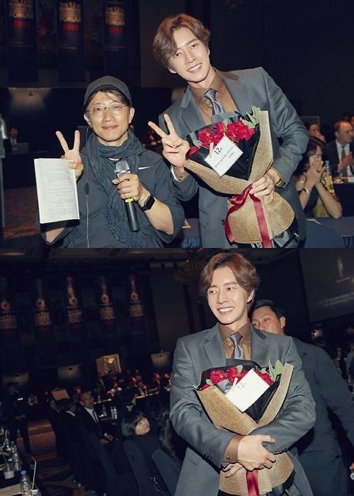 朴海镇《四子》拍摄迎出道12周年 称为成好演员更加努力