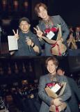 .朴海镇《四子》拍摄迎出道12周年 称为成好演员更加努力.