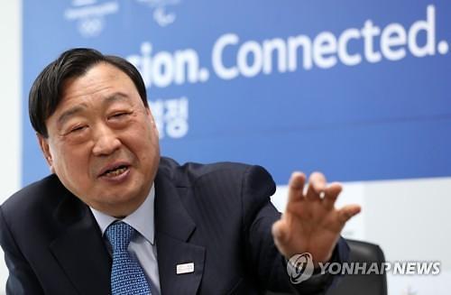 平昌奥组委主席出任北京冬奥协调委员