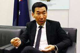 .[INTERVIEW] Australian envoy urges cooperation to resist protectionism.