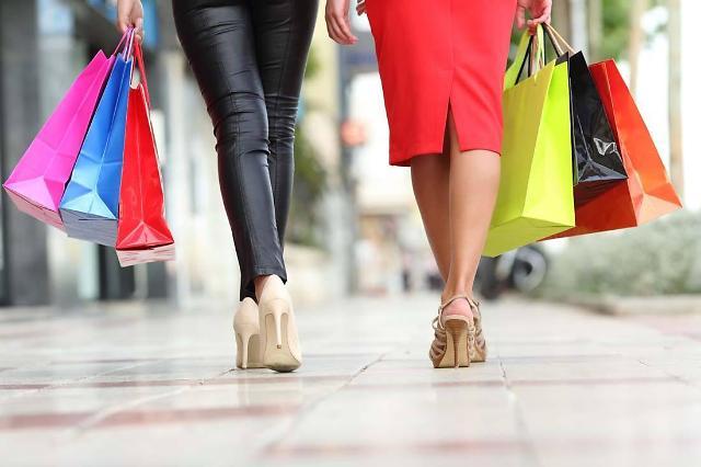 海淘中国产品赴日逛街购物 韩消费者外流现象严重