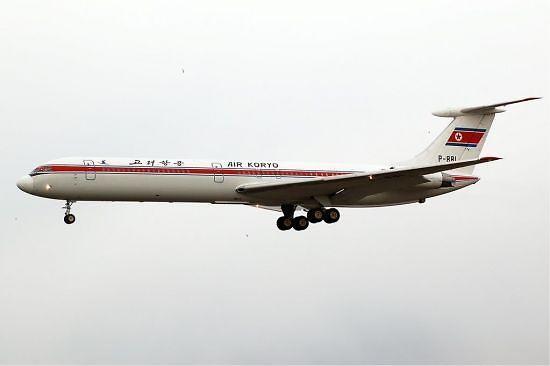 朝鲜高丽航空的飞机还是made in前苏联 你想坐坐吗