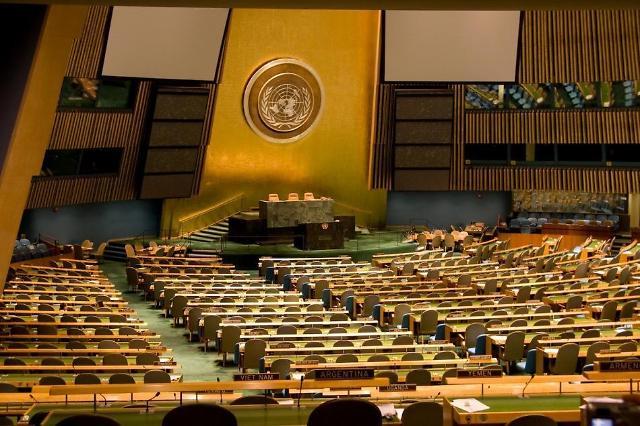 """韩国促进9月在联合国大会发表""""南北美和平共同宣言"""""""